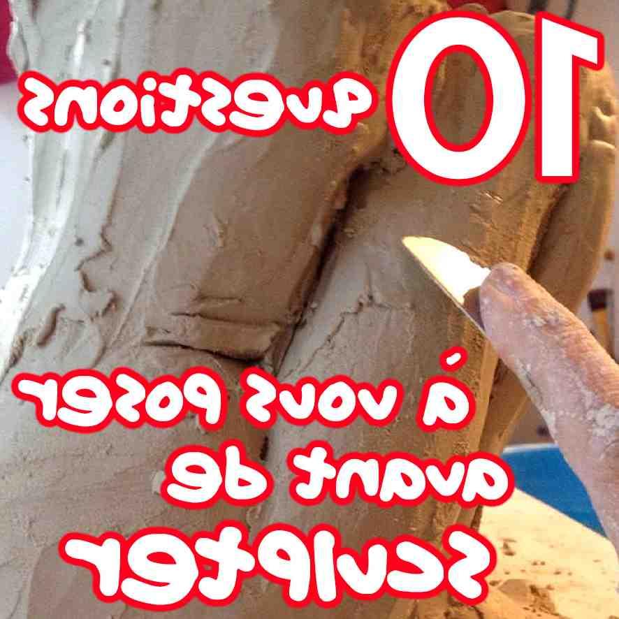 Comment faire cuire de l'argile à la maison ?