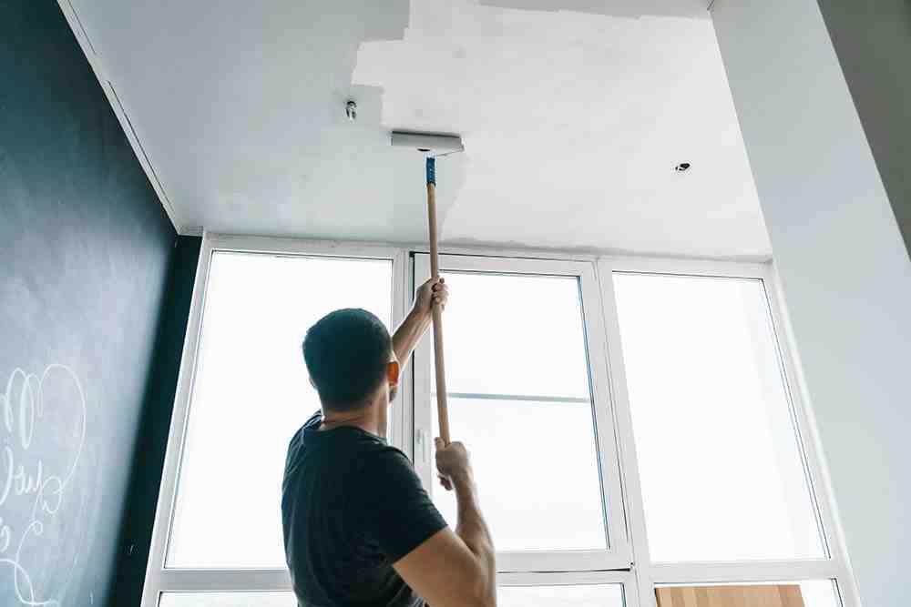 Quelle peinture choisir pour mur et plafond ?