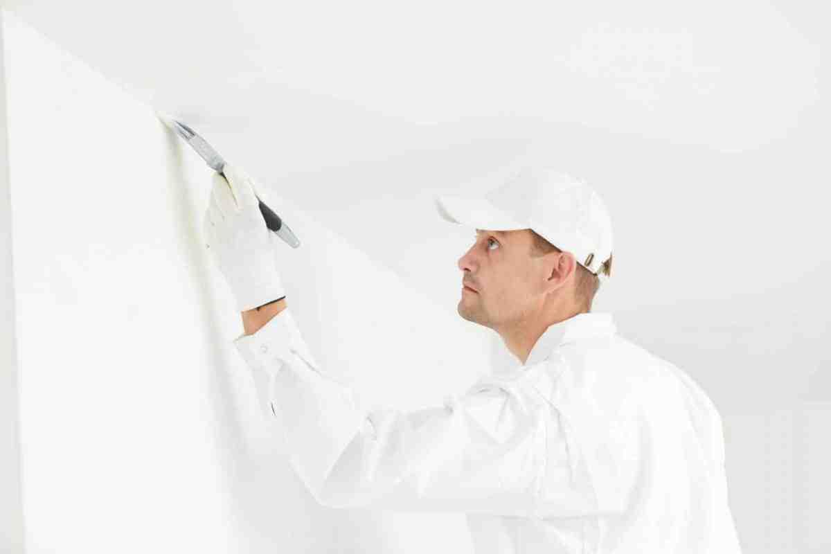 Quelle peinture choisir pour un plafond sans trace ?