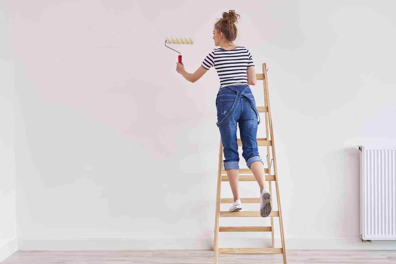Comment peindre sans laisser de traces ?