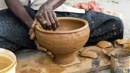 Où trouver de l'argile pour faire de la poterie ?
