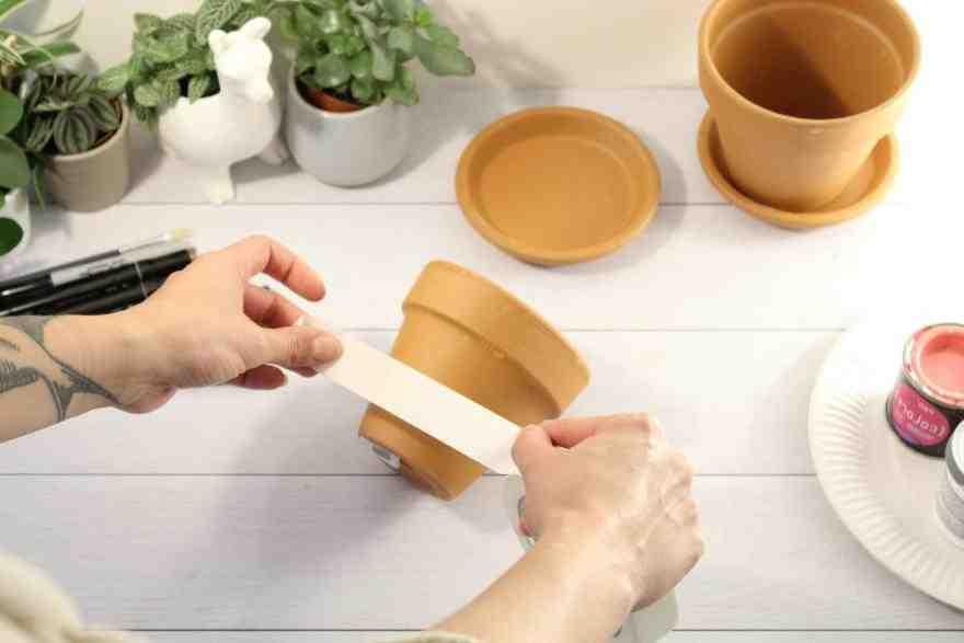 Où trouver des pots en terre cuite ?