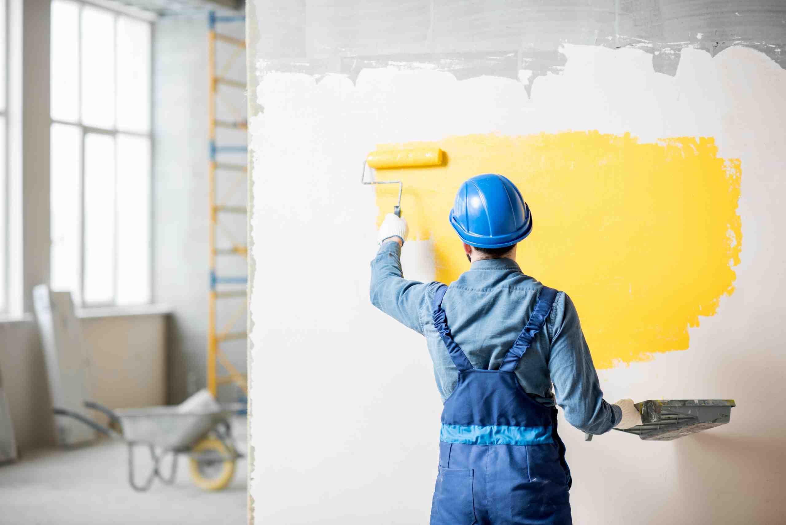 Quel salaire pour peintre en bâtiment ?