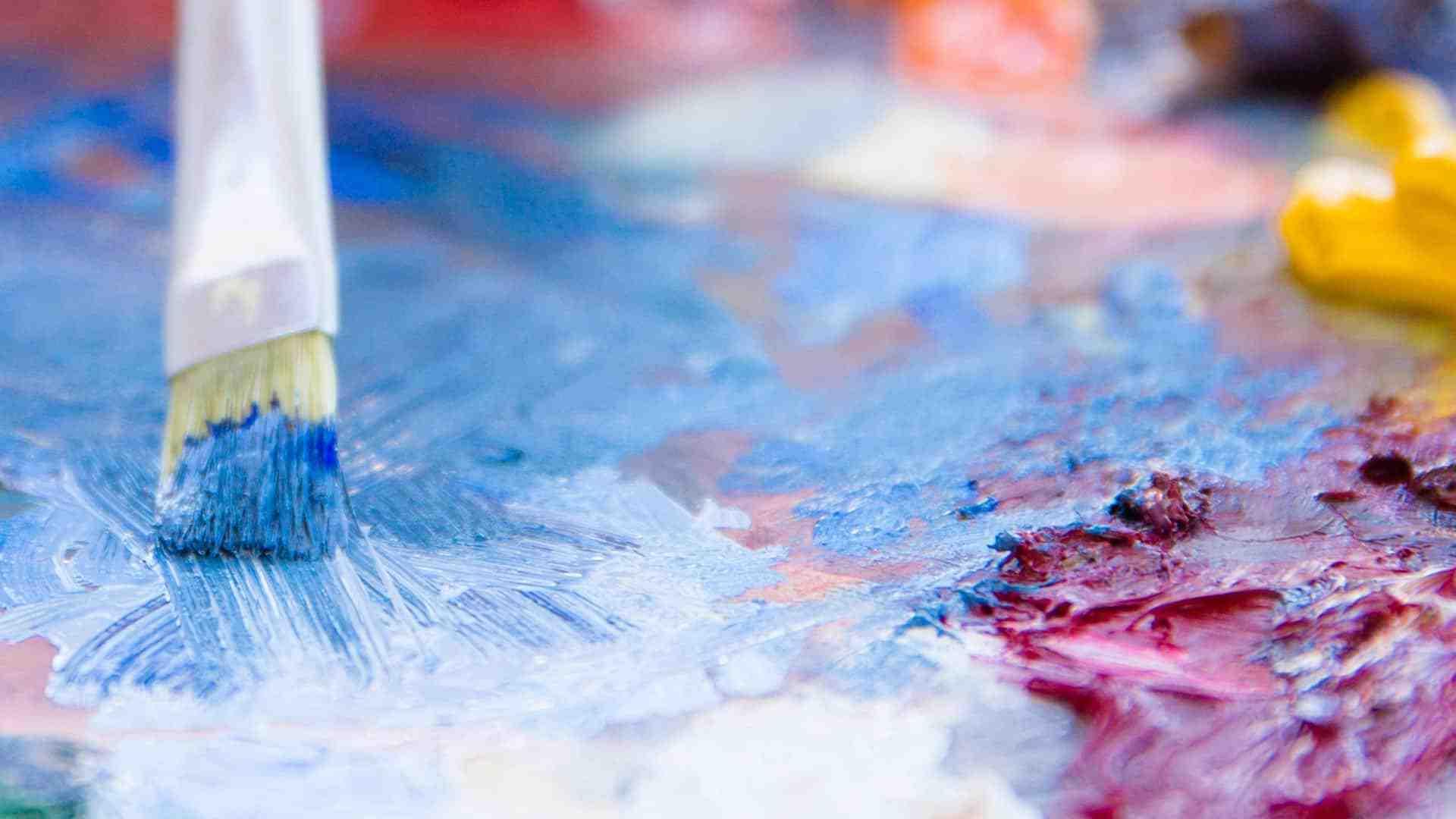 Quelle peinture acrylique pour toile ?