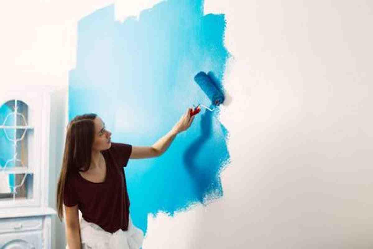 Quelle peinture pour mur abîmé ?