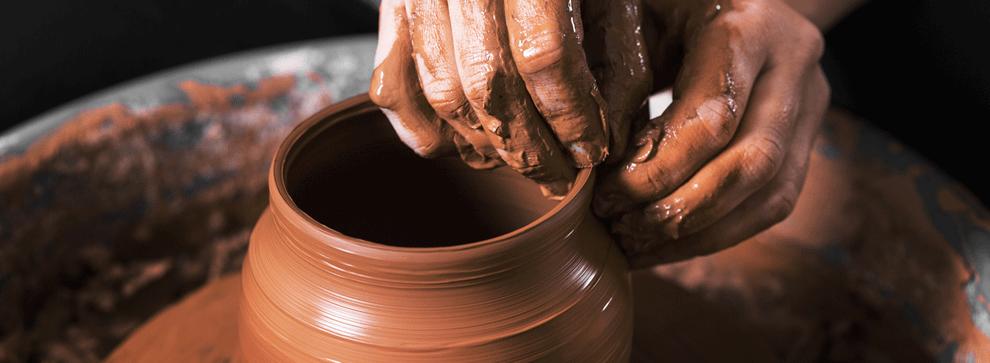 Quelle sont les Argile pour poterie ?