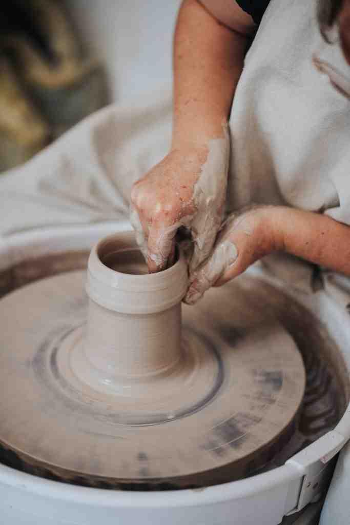 Quelle terre pour faire de la poterie ?